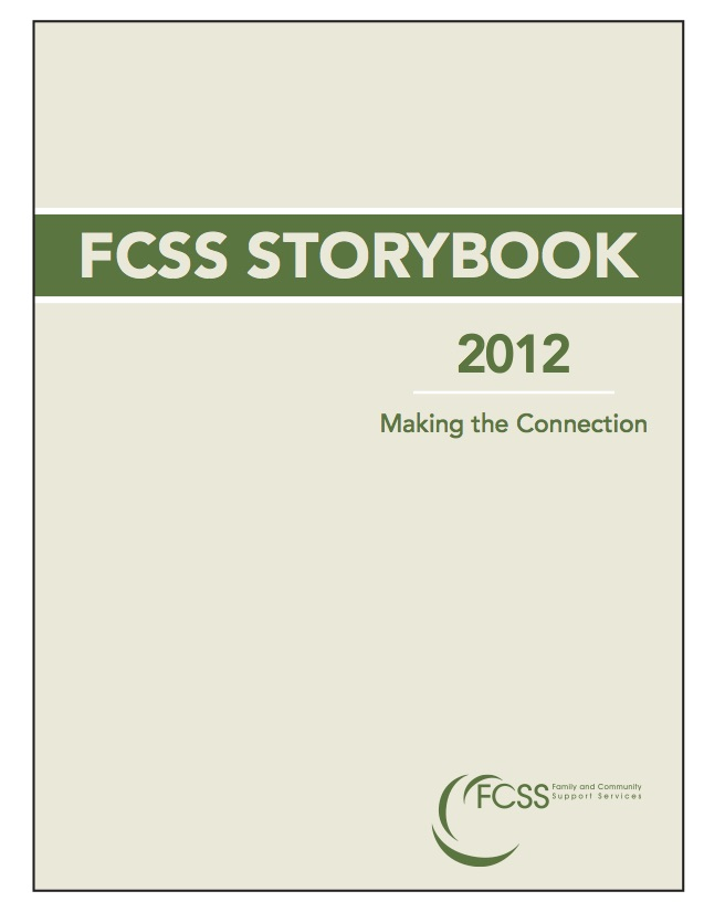 FCSS Story Book 2012