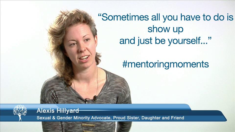 Alexis Hillyard - mentoringmoment - Become a Mentor Alberta