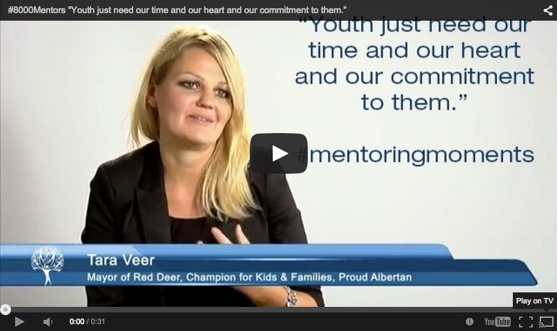 Tara Veer Red Deer 8000Mentors Become a Mentor