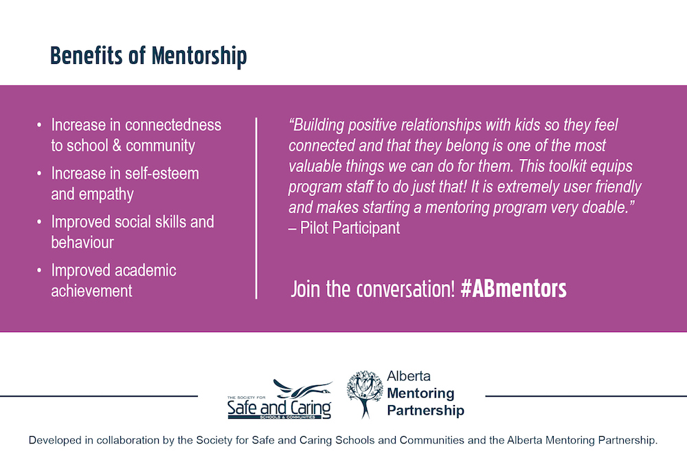 The Positive Impact of Mentoring