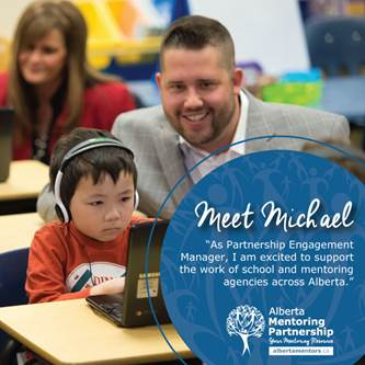 Michael Janz - Partnership Engagement Manager - Alberta Mentoring Partnership