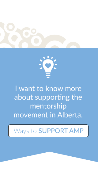 I want to know more about the mentorship movement in Alberta - ways to support AMP