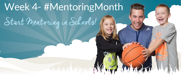 Week 4 Start Mentoring In Schools Newsletter