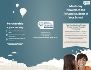 School Trifold Refugee Immigrant Newcomer Toolkit