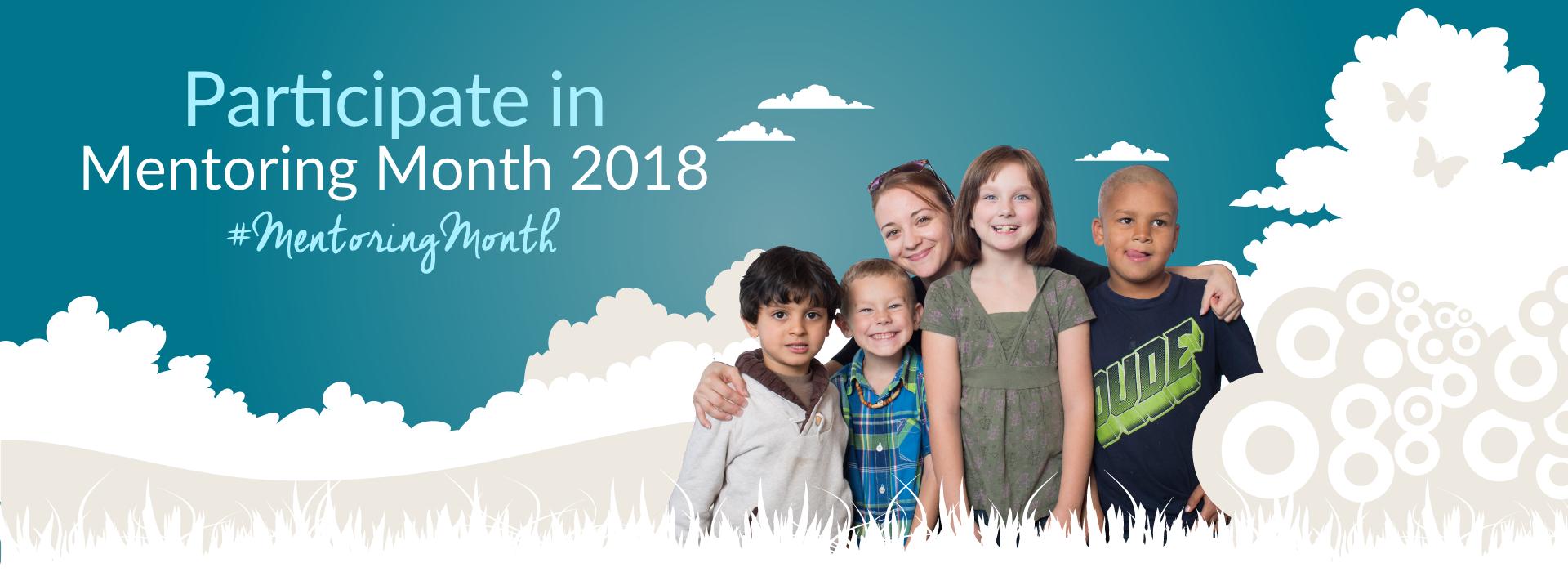 Mentoring Month 2018 MentoringMonth - Participate