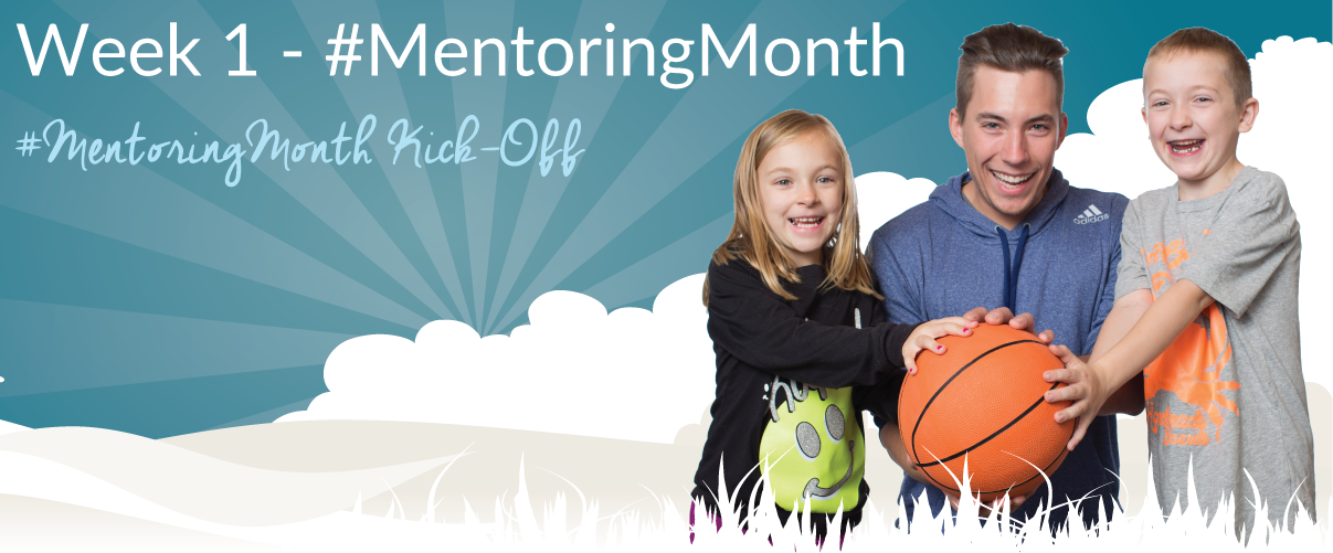#MentoringMonth 2018 Week 1