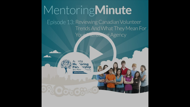 Volunteer Trends in Alberta and Canada Presentation