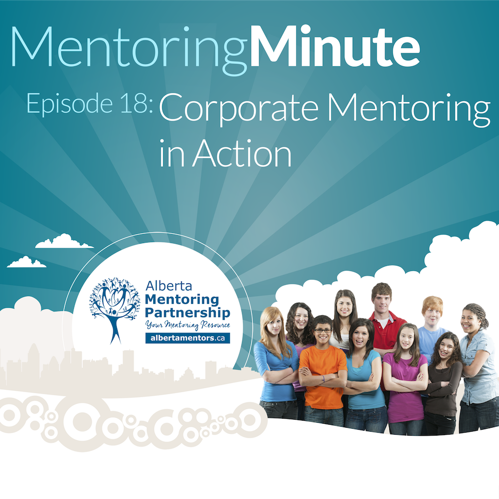 Episode 18 - Corporate Mentoring in Action