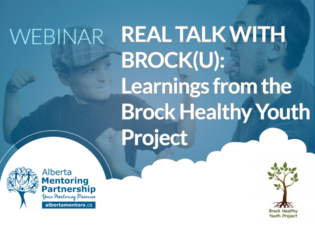 REAL TALK WITH BROCK(U) Learnings from the Brock Healthy Youth Project